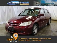 2004 Honda Civic EX West New York NJ