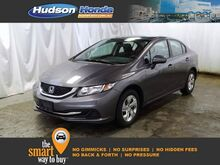 2014 Honda Civic Sedan LX West New York NJ
