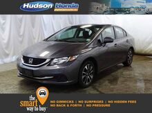 2015 Honda Civic Sedan EX West New York NJ