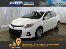 2015 Toyota Corolla S West New York NJ