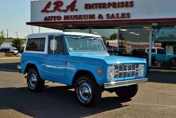 Ford BRONCO 4X4 1974