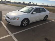 2004 Honda Accord Sdn EX AUTO W/LEATHER/XM Wichita Falls TX