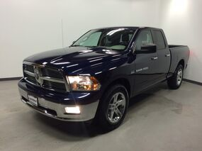 Ram 1500 Big Horn Leather 2012