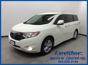 Nissan Quest SL w/Leather 2012