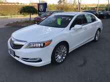 2015 Acura RLX Technology Package Auburn MA