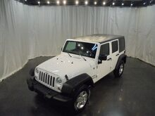 2014 Jeep Wrangler Unlimited Sport Clarksville TN