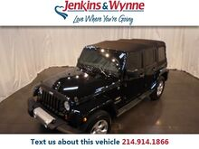 2013 Jeep Wrangler Unlimited Sahara Clarksville TN