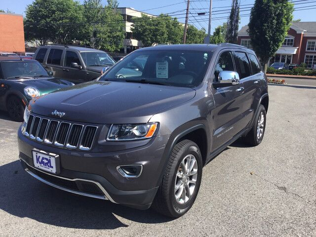 2014 Jeep Grand Cherokee Limited New Canaan CT