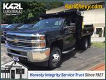 2017 Chevrolet Silverado 3500HD Work Truck
