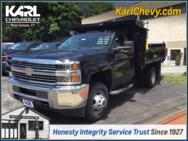 2017 Chevrolet Silverado 3500HD Work Truck New Canaan CT