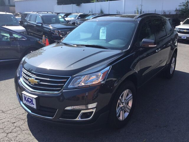 2014 Chevrolet Traverse LT New Canaan CT