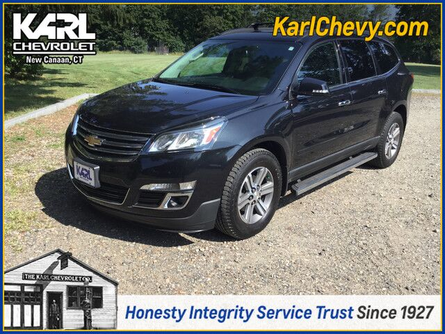 2015 Chevrolet Traverse LT New Canaan CT