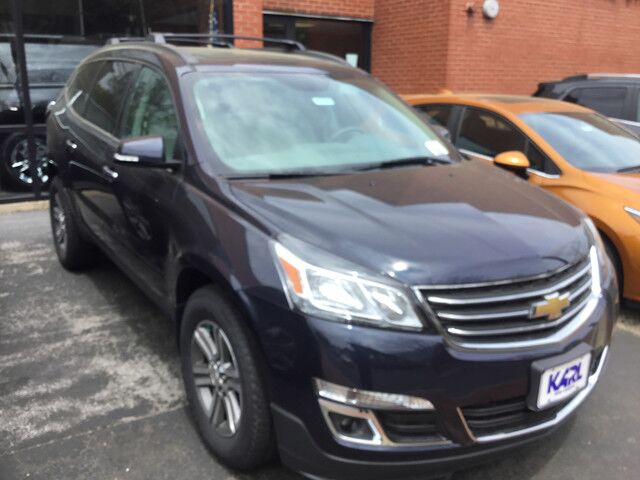 2017 Chevrolet Traverse LT New Canaan CT