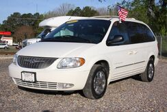 2001 Chrysler Town & Country Limited Williamsburg and Yorktown VA