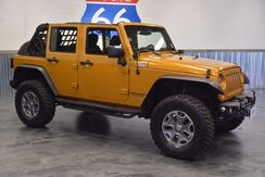 2014 Jeep Wrangler Unlimited RUBICON 4WD! LIFTED! OFF ROAD TIRES! WINCH! $6000 IN EXTRAS! LIMITED EDITION COLOR! Norman OK