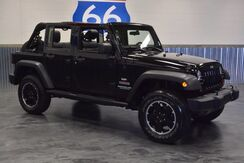 2012 Jeep Wrangler Unlimited SPORT - ONLY 45,000 MILES! 4WD! LIKE NEW Norman OK