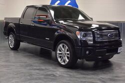 Ford F-150 CREWCAB 4X4 'LIMITED EDITION' LEATHER-NAVIGATION! LIKE BRAND NEW!!! 2013