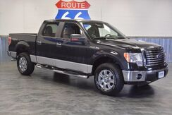 2010 Ford F-150 CREWCAB 4WD! CHROME WHEELS! 5.4L V8! DRIVES LIKE NEW! Norman OK