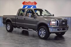 2006 Ford Super Duty F-250 TURBO DIESEL LARIAT LOADED LEATHER FX4 4WD Norman OK