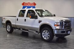 2008 Ford Super Duty F-250 SRW CREWCAB 4WD 'DIESEL' LARIAT! DRIVES GREAT! Norman OK
