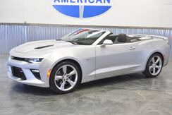 2017 Chevrolet Camaro SS - NEW BODY STYLE! CONVERTIBLE! 6.2L V8! ONLY 11,000 MILES! 5 YR/100K WARRANTY! Norman OK