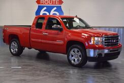 2013 GMC Sierra 1500 6.2L V8! EXTENDED CAB 4WD! LEATHER LOADED! CHROME WHEELS! GREAT PRICE!!! Norman OK