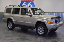 2007 Jeep Commander OVERLAND EDT. LEATHER SUNROOF NAVIGATION DVD! 3RD ROW! Norman OK
