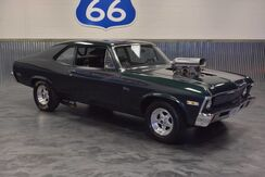 1972 Chevrolet Nova COMPLETELY RESTORED!! 683 HP SBC! SUPERCHARGED! RARE FIND! RUNS LIKE A NEW ONE!! Norman OK