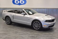 2010 Ford Mustang GT CONVERTIBLE! LEATHER LOADED! V8! ABSOLUTELY GORGEOUS!!! Norman OK