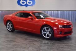 2012 Chevrolet Camaro 2SS - 6.2L V8! SUPER SPORT LEATHER LOADED! PRICED AT A STEAL! Norman OK