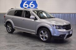 2016 Dodge Journey CROSSROAD EDT. AWD '3RD ROW' LEATHER LOADED! LIKE NEW! FULL WARRANTY! Norman OK