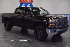 2015 Chevrolet Silverado 1500 Z-71 4WD LIFTED 'BAD BOY BLACKED OUT WHEELS-NEW OFF ROAD TIRES!' ONLY 30K MILES! Norman OK