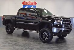 2013 GMC Sierra 1500 CREW CAB Z60 4WD 6.2L V8! LIFTED! BAD BOY CUSTOM WHEELS WITH BRAND NEW OFF ROAD NITTO TIRES! LEATHER LOADED! Norman OK