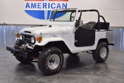 1966 Toyota Land Cruiser FJ40 FULLY RESTORED! 4WD! DRIVES PERFECT! SUPER RARE FIND!!! Norman OK