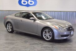 2008 Infiniti G37 'SPORTY COUPE!' LEATHER LOADED! ONLY 87K MILES! Base Norman OK