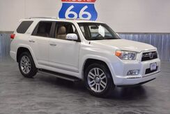 2011 Toyota 4Runner LIMITED EDT. LEATHER DVD PLAYER SUNROOF NAVIGATION BACK UP CAMERA! Norman OK