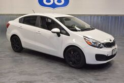 2012 Kia Rio EX 'LOADED!' BLACKED OUT SPORT WHEELS! LOW MILES! 37 MPG! Norman OK