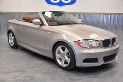 BMW 1 Series 135I TURBOCHARGED CONVERTIBLE COUPE NAV LEATHER LOADED! MINT! 2011
