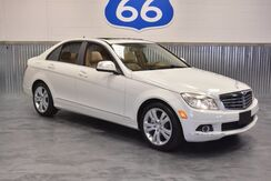 2008 Mercedes-Benz C-Class 3.0 SPORT LOADED NAV 75K MILES! LEATHER! Norman OK