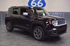 2015 Jeep Renegade LIMITED EDITION LOADED LEATHER 4WD 25K MILES! MINT! Norman OK