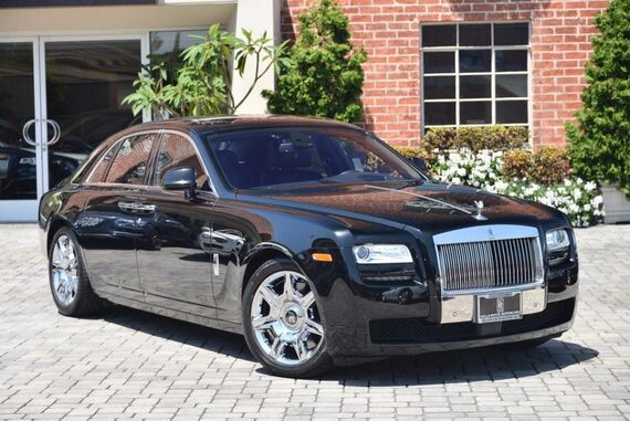 2012 Rolls-Royce Ghost  Beverly Hills CA