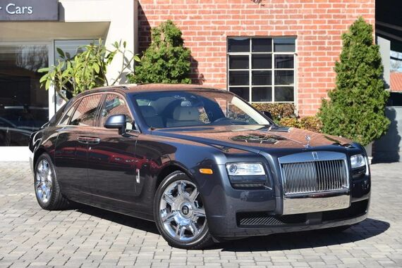 2013 Rolls-Royce Ghost 4dr Sedan Beverly Hills CA