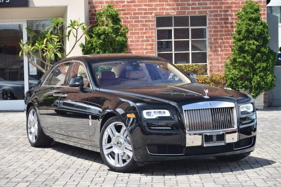 2017 Rolls-Royce Ghost 4dr Sedan Beverly Hills CA