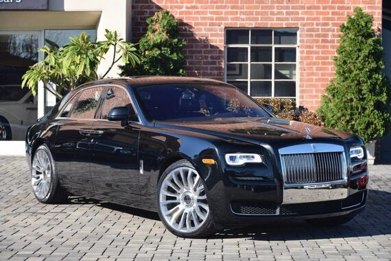 2016 Rolls-Royce Ghost 4dr Sedan Beverly Hills CA
