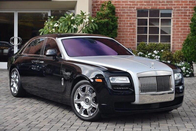 2012 rolls royce ghost 4dr sedan beverly hills ca 15966697 for Rolls royce of beverly hills