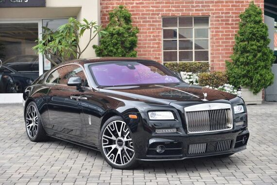 2014 Rolls-Royce Wraith 2dr Coupe Beverly Hills CA