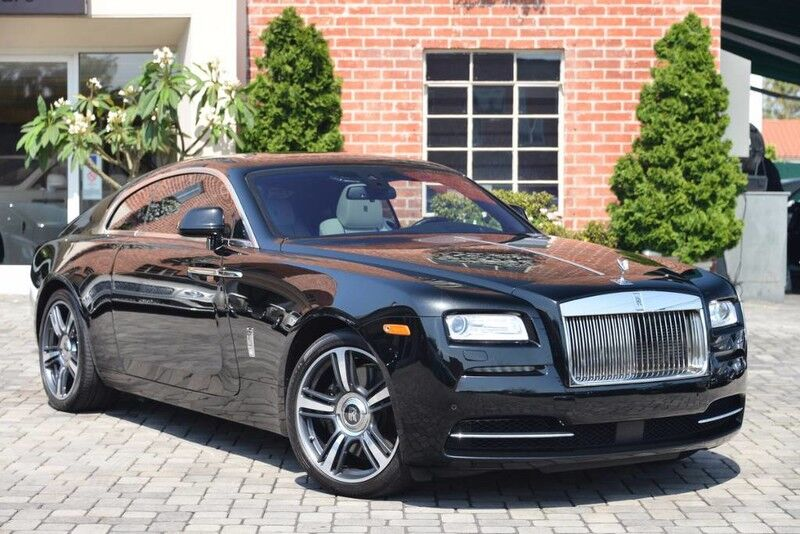 2014 rolls royce wraith 2dr coupe beverly hills ca 14346732 for Rolls royce of beverly hills