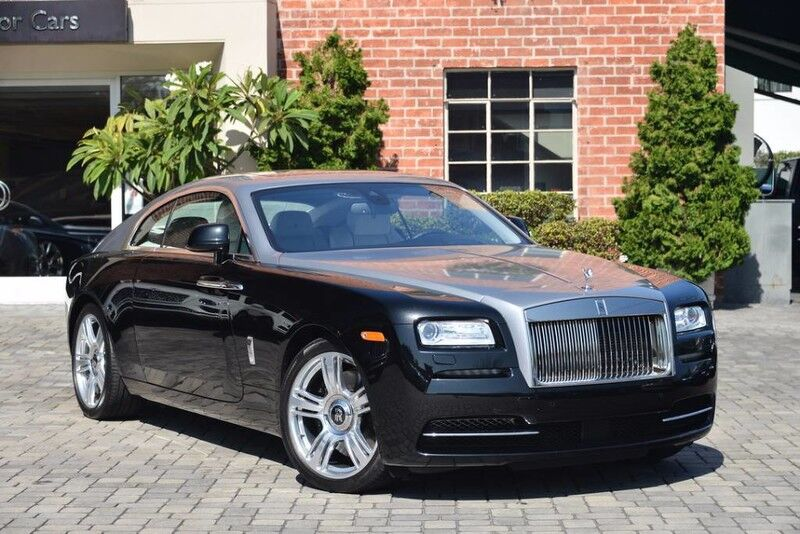 2015 Rolls-Royce Wraith 2dr Coupe Beverly Hills CA
