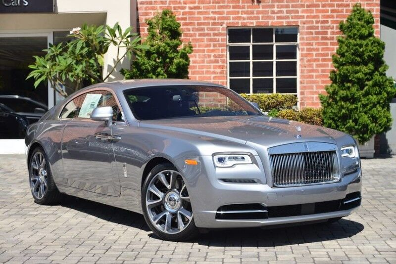 2017 Rolls-Royce Wraith 2dr Coupe Beverly Hills CA