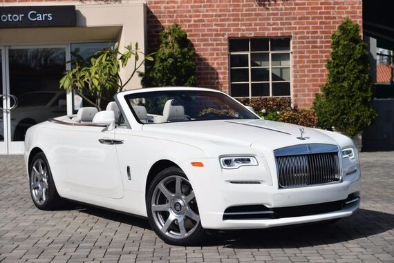 2016 Rolls-Royce Dawn 2dr Convertible Beverly Hills CA